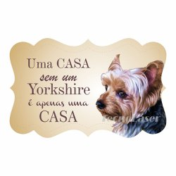 Placa MDF Digital Yorkshire