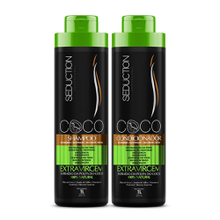 Kit Eico Shampoo + Condicionador Coco 800ml