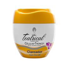 Creme Facial Teatrical Clareador 100gr