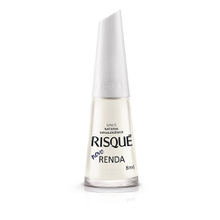 Esmalte Natural Risqué Renda 8ml