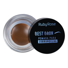 Pomada Para Sobrancelha Ruby Rose Best Brow Light