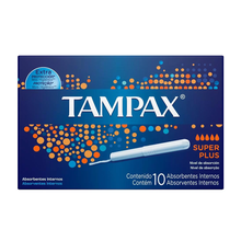 Absorvente Interno Tampax Super Plus Com 10un