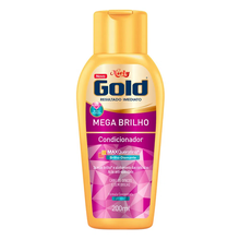 Condicionador Niely Gold Mega Brilho 200ml