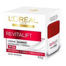 Creme Facial Anti-Idade L'Oréal Paris Revitalift Diurno FPS 30 49gr