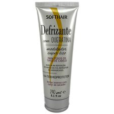 DEFRIZANTE QUERATINA SOFT HAIR 240ML