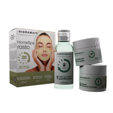 Kit Home Spa Facial - Hidramais