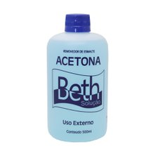 ACETONA BETH 500ML - RADAR