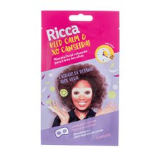 Máscara Facial Relax Keep Calm 1 Unidade - Ricca