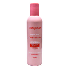 Condicionador Argila Rosa 240ml - Ruby Rose