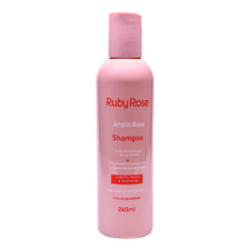 Shampoo Argila Rosa 240ml - Ruby Rose