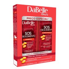 Kit SOS Crescimento 250ml - DaBelle