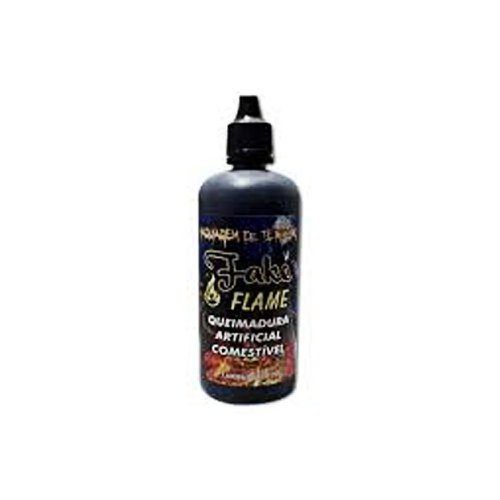 Fake Flame Queimadura Artificial 120ml - 1 Unidade