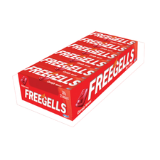 Drops Freegells Cereja 12un