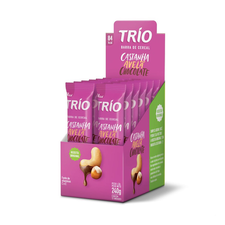 Barra de Cereal Trio Castanha com Chocolate 12un