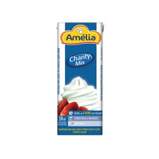 Chantilly Chanty Mix Amélia 200ml - Vigor 1 Unidade