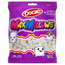 Marshmallow Maxmallows Mini Tubo Branco Baunilha 150g - Docile Un