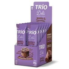 Barra De Cereal Trio Mousse De Chocolate 12un