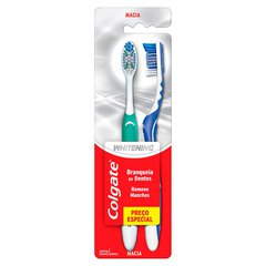 Escova Dental Colgate Whitening Leve 2 Pague 1