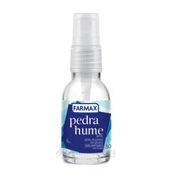 Pedra Hume com Glicerina Farmax Spray com 30ml