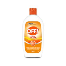 Repelente Off! Family Loção 200ml