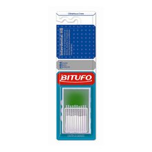 Escova Dental Bitufo Interdental Cilíndrica Ultra Fina com 2mm