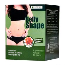 Belly 500mg com 60 cápsulas
