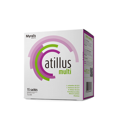 Atillus Multi 15 envelopes 7g
