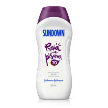 Protetor Solar Sundown Praia e Piscina FPS70 200ml