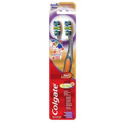 Escova Dental Colgate 360 Advanced Total 12 Leve 2 Pague 1
