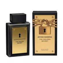 Perfume Men Antonio Banderas The Golden Secret 30ml