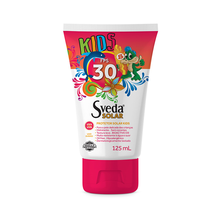 Protetor Solar Sveda Kids FPS30 125ml