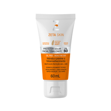 Protetor Solar Facial Zeta Skin Color Adapt FPS60 60ml