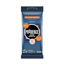Preservativo Prudence Super Sensitive  6 unidades