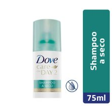 Shampoo A Seco Dove Care On Day 2  75ml