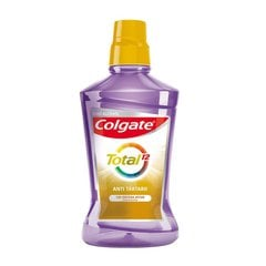 Enxaguante Bucal Colgate Total 12 Anti Tártaro 250ml