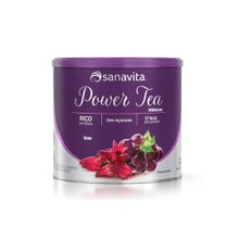 Power Tea Hibiscus Uva 200g