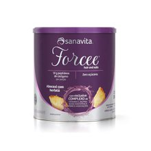 Forcee Hair And Nail Abacaxi 330g