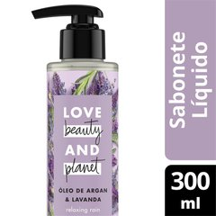 Sabonete Líquido Love Beauty And Planet Relaxing Rain 300ml