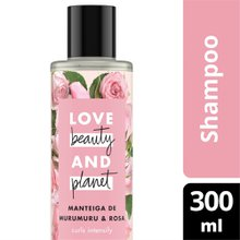 Shampoo Love Beauty e Planet Curls Intensify 300ml