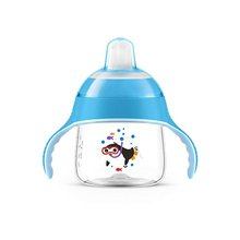 Copo Avent Pinguim Azul 200ml