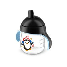 Copo Avent Pinguim Preto 200ml