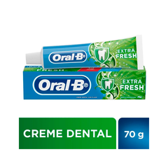 Creme Dental Oral-B Extra Fresh 70g