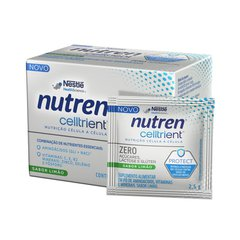 Complemento Nutren Celltrient Protect Limão 75g