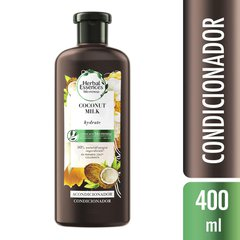 Condicionador Herbal Essences Bio Renew Leite de Coco 400ml