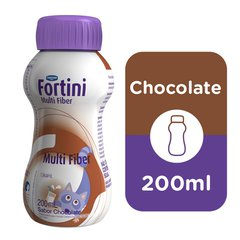 Fortini Multi Fiber Chocolate 200ml