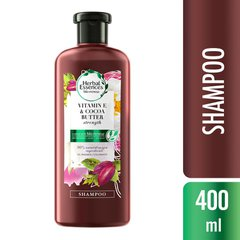 Shampoo Herbal Essences Bio Renew Vitamina E e Manteiga de Cacau 400ml
