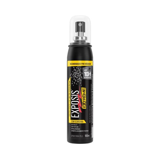 Repelente Exposis Extreme Spray 100ml