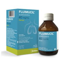 Fluimucil Xarope Adulto 120ml
