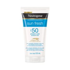 Neutrogena Sun Fresh Loção FPS 50 120ml