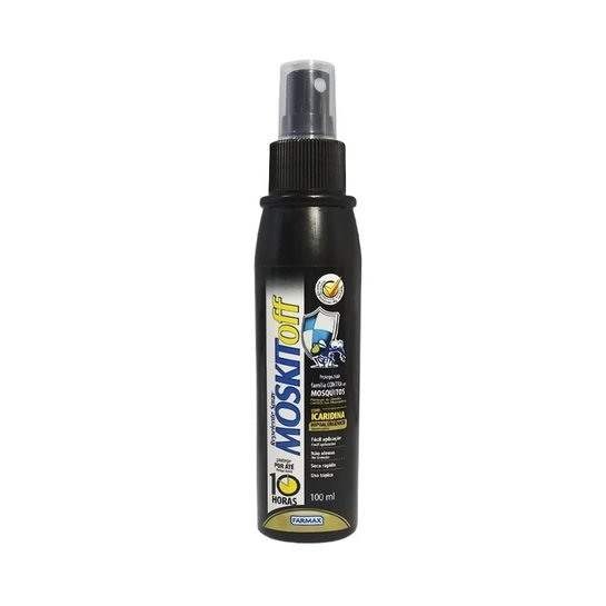 Repelente Moskitoff com Icaridina Spray 100ml